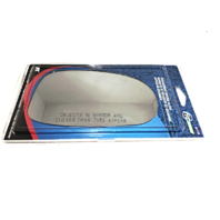 Fits 00-03 Nis Maxima 00-04 Inf I30, I35 Right Pass  Mirror Glass Lens w/Adhesive