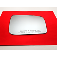 Fits 08-13 Rogue 14-15 Select Right Pass Mirror Glass Lens w/Adhesive