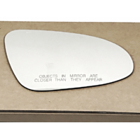 Right Passenger Mirror Glass Lens for Toyota 12-17 Camry, *Yaris, 14-17 Corolla