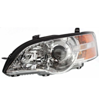 Fits 06-07  Legacy / Outback Left Driver Headlamp Assembly