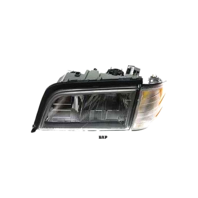 FITS 97-00 MERCEDES BENZ C CLASS LEFT DRIVER HALOGEN HEADLAMP ASSEMBLY