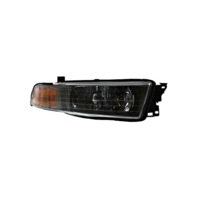 FITS 02-03 MITSUBISHI GALANT LEFT DRIVER HEADLAMP ASSEMBLY