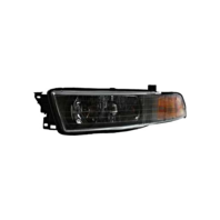 FITS 02-03 MITSUBISHI GALANT RIGHT PASSENGER HEADLAMP ASSEMBLY