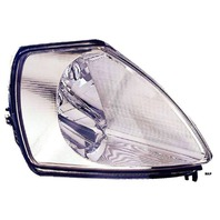 FITS 02-05 MITSUBISHI ECLIPSE RIGHT PASSENGER HEADLAMP ASSEMBLY FROM 02/2002