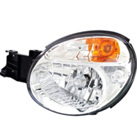 Fits 02-03  Impreza Left Driver Headlamp Assembly