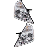 Fits 06-12  Sedona Left & Right Headlight Assemblies - Set
