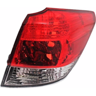 FITS 10-14 SUBARU OUTBACK RIGHT PASSENGER TAIL LAMP UNIT ASSEMBLY QUARTER MOUNTED