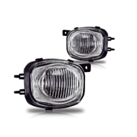 Fits 00-02 To 01/02  Eclipse Left / Right Fog Light Assemblies - Set