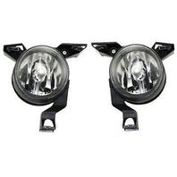 Fits 01-05 VW Beetle (except Turbo S) Left & Right Fog Lamp Assemblies (pair)