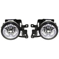 Fits 00-04 Montero Sport Left & Right Fog Lamp Assemblies - pair