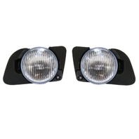 Fits 99-01 Galant Left & Right Fog Lamp Assemblies - pair