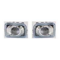 Fits 04-05 Subaru Impreza Left & Right Fog Lamp Assemblies - pair