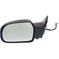 Fits 99-04 Chev Tracker 99-05  Vitara Left Driver Power Mirror Unpainted