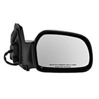 Fits 99-04 Chev Tracker 99-05  Vitara Right Pass Power Mirror Unpainted