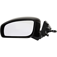 Fits 07-08  G35 Sedan Left Driver Power Unpainted Mirror W/ Heat No Mem