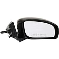 Fits 07-08  G35 Sedan Right Pass Power Unpainted Mirror With Heat No Mem