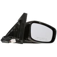 Fits 09-13  G37 Sedan Right Pass Power Unpainted Mirror W/Heat No Memory