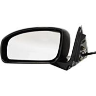 Fits 07-08  G35 Sedan Left Driver Power Unpainted Mirror No Ht / Memory