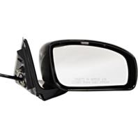 Fits 07-08  G35 Sedan Right Pass Power Unpainted Mirror No Heat / Memory