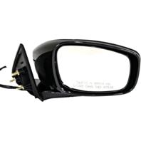 Fits 11-12  G25 Sedan Right Pass Power Unpainted Mirror No Heat / Memory