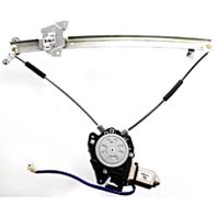 Fits 92-00 Mitsubishi Montero Right Pass Front Power Window Motor & Regulator