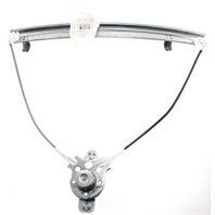 Fits 95-99 Hy Accent Hatchback Manual Window Regulator Front Right Passenger