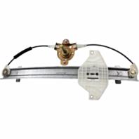 Fits 99-01 Sonata Right Passenger Rear Door Manual Window Regulator