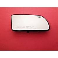 Right Pass Heated Mirror Glass w/Rear Back Plate Fits 07-12 Altima  OE Foldaway