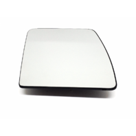 Right Pass Upper Mirror Glass w/ Mount Brkt Fits 12-15  Nis NV1500 2500 3500 Models with extendable Tow Mirrors Only