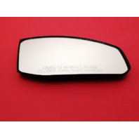 Fits 03-09 Nissan 350Z Right Pass Heated Convex Mirror Glass w/Rear Holder OE