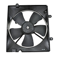 Fits 02-05 Sedona Radiator Fan Assmbly