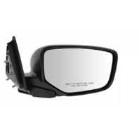Fits 13-17  ILX / Hybrid Right Passenger Mirror Power, Heated Manual Fold