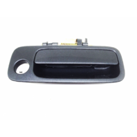Fits 97-01 Camry Painted Right Pass Front Exterior Door Handle Dk Gray Paint Code 1C6