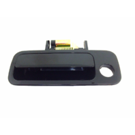 Fits 97-01 Camry Left Driver Side Front Exterior Door Handle Smooth Black