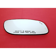 Fits 10-19 Taurus Right Pass Mirror Glass Heated w/Blind Spot Detect & Holder OE