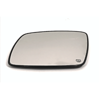 Left Driver Mirror Glass Heated w/Rear Holder for 09-18 Journey w/Manual Fold