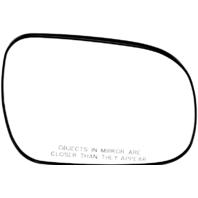 Fits 08-14 DG Challenger Right Passenger Convex Mirror Glass w/Rear Holder OE