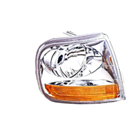 Park / Signal Lamp Right Passenger Side for 01-04 Ford F150 Lightning