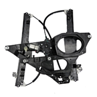 Fits 03-06  Expedition/Navigator Left Front Driver Power Window Regulator W/Motor 2 Pin Connector