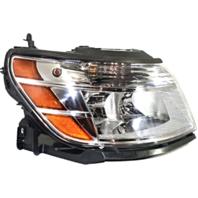 Fits 08-09 Taurus Right Passenger Headlamp Assembly