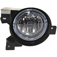 Fits 02-05 Mercury Mountaineer Left Driver Fog Light Assembly