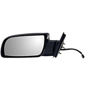 Fits 92-94 Blazer Jimmy 92-99 Suburban Power Mirror Left Driver Unpainted NoHeat