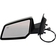 Fits 08-10  Outlook Left Driver Power Mirror Heat, Signal, Manual Folding