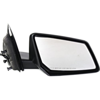 Fits 08-10  Outlook Right Pass Power Mirror With Manual Folding