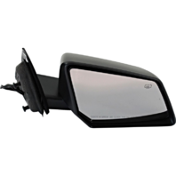 Fits 07-10 Saturn Outlook Right Pass Power Mirror W/Heat And Manual Folding