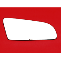 Side Mirror Glass Lens Flat Right Pass for 85-90 Buick Electra, Park Ave, Olds 98,  86-91 LeSabre, Olds 88, 87-91 Bonneville