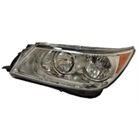 Fits 10-13  LaCrosse Left Driver Halogen Headlamp Assembly