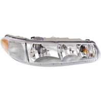 Fits 97-05  Century 97-04 Regal Right Pass Headlamp Assem No Corner Lamp