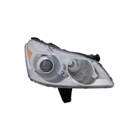 Fits 09-12 Chev Traverse Right Passenger Headlamp Assembly With Projector Beam