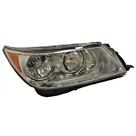 Fits 10-13  LaCrosse Right Passenger Halogen Headlamp Assembly